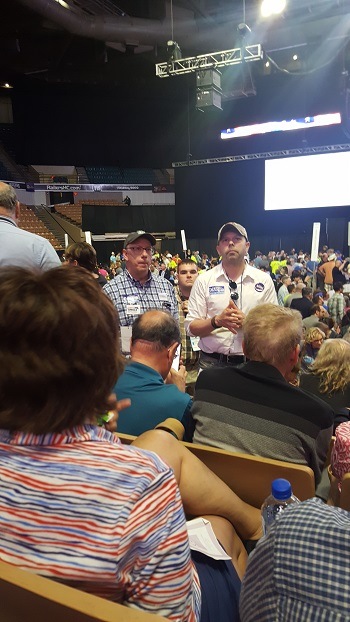bill convention